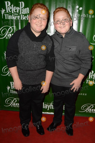 Tinker Bell Photo - LOS ANGELES - DEC 9  Matthew Royer Benjamin Royer at the Peter Pan And Tinker Bell - A Pirates Christmas Opening Night at the Pasadena Playhouse on December 9 2015 in Pasadena CA