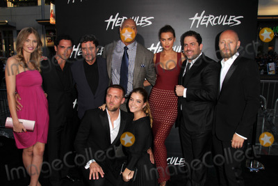 Aksel Hennie Photo - LOS ANGELES - JUL 23  Reece Ritchie Ian McSHane Dwayne Johnson Irina Shayk Brett Ratner Aksel Hennie Tobias Santelmann Barbara Palvin at the Hercules Los Angeles Premiere at the TCL Chinese Theater on July 23 2014 in Los Angeles CA