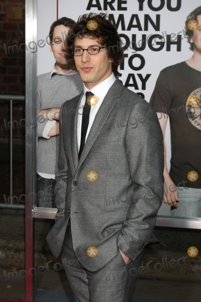 Andy Samberg Pictures and Photos