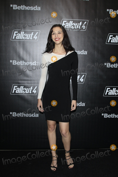 Katie Findlay Photo - LOS ANGELES - NOV 05  Katie Findlay at the Fallout 4 video game launch  at the downtown on November 05 2015 in Los Angeles CA