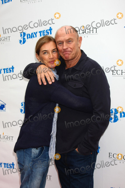 Amanda Pays Photo - LOS ANGELES - DEC 8  Amanda Pays Corbin Bernsen arrives to the 3 Day Test Screening at Downtown Independent Theater on December 8 2012 in Los Angeles CA