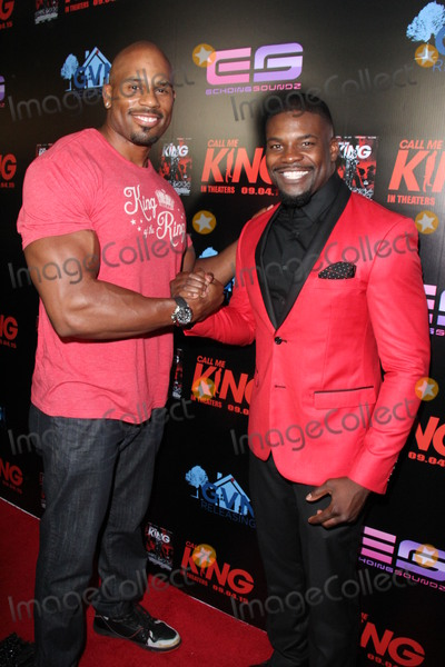 Amine Photo - LOS ANGELES - AUG 17  Shad Gaspard Amin Joseph at the Call Me King Screening at the Downtown Independent on August 17 2015 in Los Angeles CA