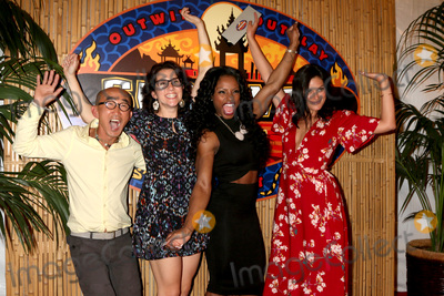 Aubry Bracco Photo - LOS ANGELES - MAY 18  Tai Trang Aubry Bracco Cydney Gillon Michele Fitzgerald at the Survivor Kaoh Rong Finale at the CBS Radford on May 18 2016 in Studio City CA