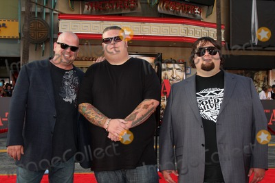 Austin Russell Photo - Pawn Stars (order not identified but includes Corey Harrison Richard Harrison and Austin Russell)arrives at the A-Team  PremiereGraumans Chinese TheaterLos Angeles CAJune 3 2010