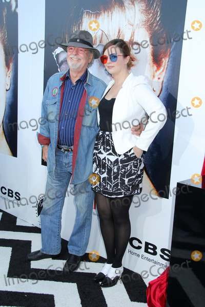 Amber Tamblyn Photo - Russ Tamblyn Amber Tamblyn at the Twin Peaks - The Entire Mystery Blu-RayDVD Release Party And Screening at the Vista Theater