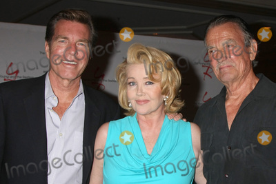 Peter Bergman Photo - LOS ANGELES - AUG 15  Peter Bergman Melody Thomas Scott Eric Braeden at the The Young and The Restless Fan Club Event at the Universal Sheraton Hotel on August 15 2015 in Universal City CA