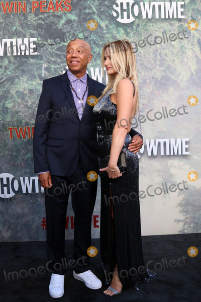 Amy Shiels Photo - LOS ANGELES - MAY 19  Russell Simmons Amy Shiels at the Twin Peaks Premiere Screening at The Theater at Ace Hotel on May 19 2017 in Los Angeles CA