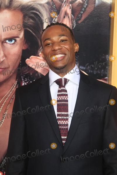 Arlen Escarpeta Photo - LOS ANGELES - MAR 11  Arlen Escarpeta arrives at the World Premiere of The Incredible Burt Wonderstone at the Chinese Theater on March 11 2013 in Los Angeles CA