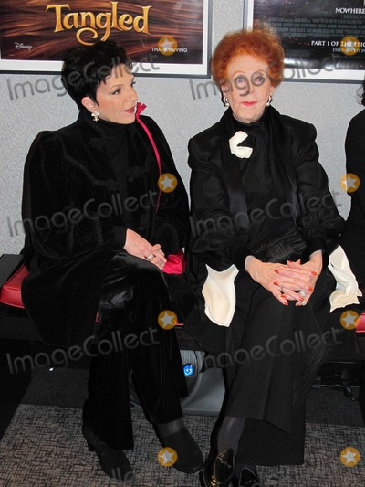 Arlene Dahl Photo - New York NY 111610Liza Minelli and Arlene Dahl attend Ribbon Cutting Ceremony for the Academy Theater at the Lighthouse International on 59 StreetDigital photo by Adam Scull-PHOTOlinknet