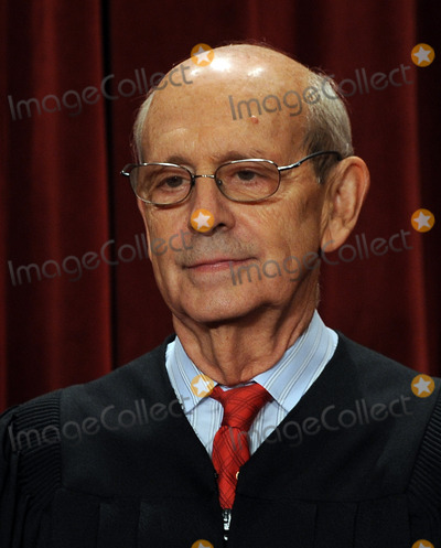Stephen Breyer Photo - Associate Justice Stephen Breyer and the Supreme Court Justices of the United States sit for a formal group photo in the East Conference Room of the Supreme Court in Washington on Friday October 8 2010  Credit Roger L Wollenberg - Pool via CNP