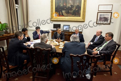 Barack obama pictures and photos for U s senate dining room