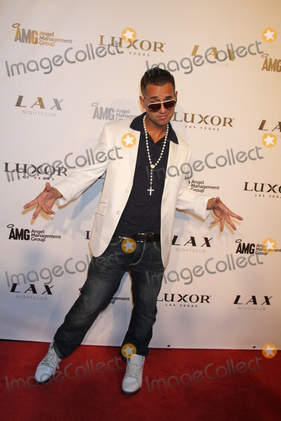 Mike The Situation Sorrentino Photo - Las Vegas NV - September 3 2011 Mike The Situation Sorrentino Hosts Labor Day Weekend At LAX Nightclub Inside Luxor Hotel And Casino In Las Vegas Nevada On September 3 2011 (Photo by LVPImagecollectcom)