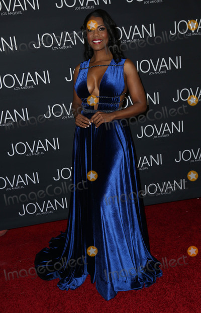 Omarosa Photo - Photo by JMAstarmaxinccomSTAR MAX2016ALL RIGHTS RESERVEDTelephoneFax (212) 995-119652416Omarosa Manigault at The Jovani Flagship Opening in Beverly Hills CA