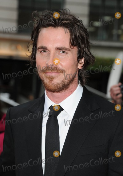 Christian Bale Photo - Photo by KGC-42starmaxinccom2012STAR MAXALL RIGHTS RESERVEDTelephoneFax (212) 995-119671812Christian Bale at the premiere of The Dark Knight Rises(London England)US syndication only