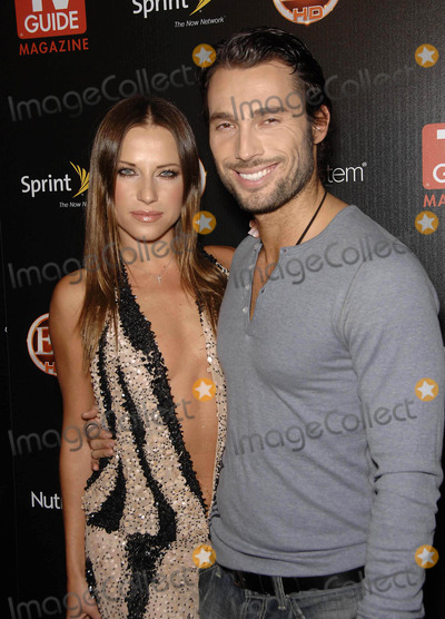 Alec Mazo Photo - Photo by Michael Germanastarmaxinccom2009111009Edyta Sliwinska and Alec Mazo at TV Guide Magazines Hot List Party(Beverly Hills CA)