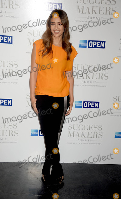 Jessica Alba Photo - Photo by Dennis Van TinestarmaxinccomSTAR MAX2017ALL RIGHTS RESERVEDTelephoneFax (212) 995-119641717Jessica Alba at The 2017 Success Makers Summit in New York City