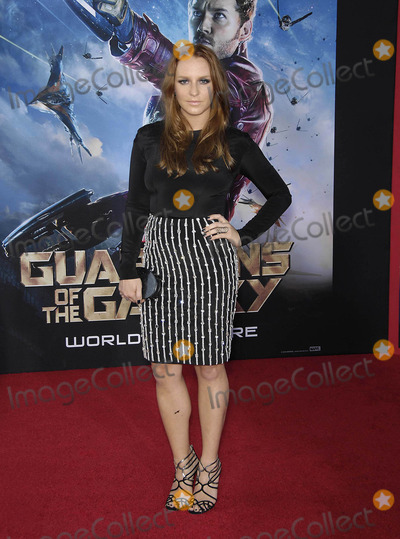Annie Starke Photo - Photo by Michael GermanastarmaxinccomSTAR MAX2014ALL RIGHTS RESERVEDTelephoneFax (212) 995-119672114Annie Starke at the premiere of Guardians Of The Galaxy(Hollywood CA)