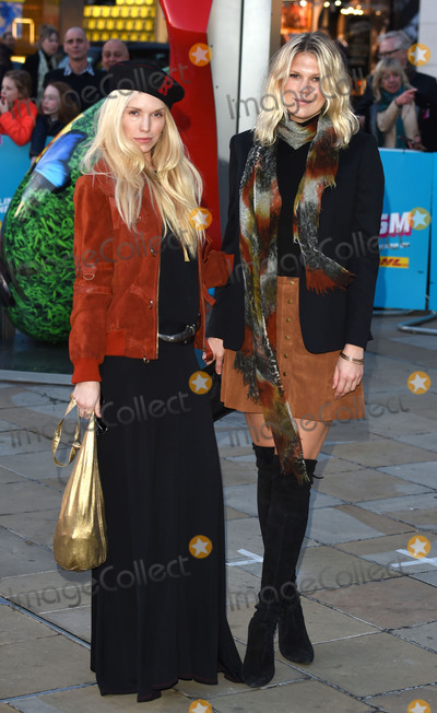 Alexandra Richards Photo - Photo by KGC-03starmaxinccomSTAR MAXCopyright 2016ALL RIGHTS RESERVEDTelephoneFax (212) 995-11964416Theodora Richards and Alexandra Richards at the opening night gala for Exhibitionism The Rolling Stones Exhibition at Saatchi Gallery(London England UK)