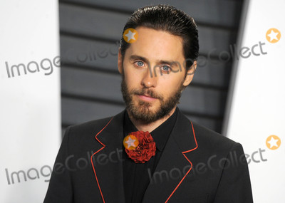 Jared Leto Photo - Photo by Dennis Van TinestarmaxinccomSTAR MAX2016ALL RIGHTS RESERVEDTelephoneFax (212) 995-119622816Jared Leto at The 2016 Vanity Fair Oscar Party(Beverly Hills CA)