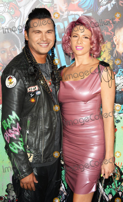 Adam Beach Photo - Photo by Patricia SchleinstarmaxinccomSTAR MAX2016ALL RIGHTS RESERVEDTelephoneFax (212) 995-11968116Adam Beach at the premiere of Suicide Squad(NYC)