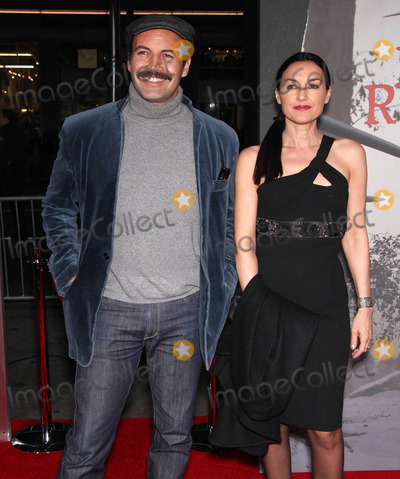 Zane Photo - Billy Zane and date at the premiere of Red Riding Hood (Hollywood CA) 3711