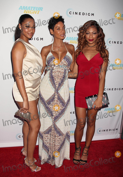 Bria Murphy Photo - Photo by REWestcomstarmaxinccomSTAR MAX2016ALL RIGHTS RESERVEDTelephoneFax (212) 995-119672516Bria Murphy Nicole Mitchell Murphy and Shayne Audra Murphy at the premiere of Amateur Night(Hollywood CA)
