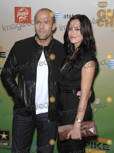 Alex Zosman Photo - Photo by Michael Germanastarmaxinccom200953009Jason Statham and Alex Zosman at Spike TVs 2009 Guys Choice Awards(Los Angeles CA)