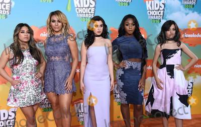 Fifth Harmony Photo - Photo by KGC-11starmaxinccomSTAR MAXCopyright 2016ALL RIGHTS RESERVEDTelephoneFax (212) 995-119631216Fifth Harmony at the 2016 Nickelodeons Kids Choice Awards(The Forum Inglewood Los Angeles CA)