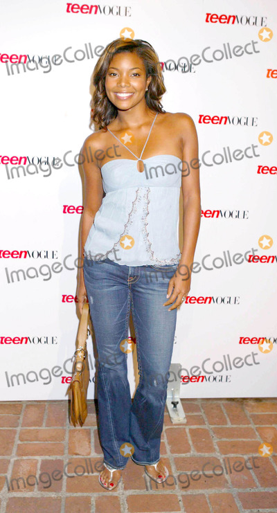 Gabrielle Union Photo - Photo by REWestcomstarmaxinccom200492304Gabrielle Union at Teen Vogues Young Hollywood Party(Hollywood CA)