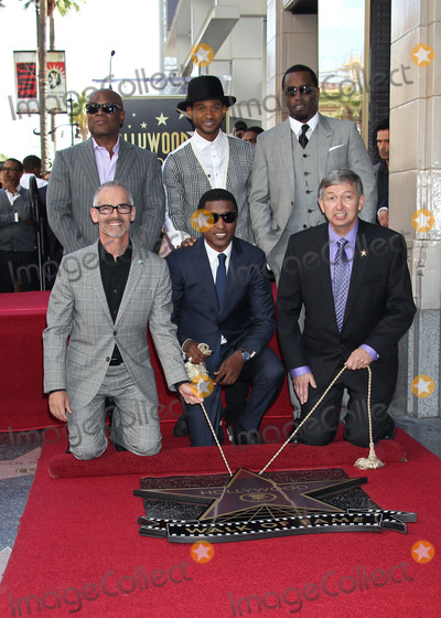 Antonio LA Reid Photo - Photo by REWestcomStarmaxinccom2013ALL RIGHTS RESERVEDTelephoneFax (212) 995-1196101013Antonio LA Reid Usher Sean P Diddy Combs Kenny Babyface Edmonds Kenny Babyface Edmonds honored with a star on the Hollywood Walk of Fame in front of the W Hotel in (Hollywood CA)