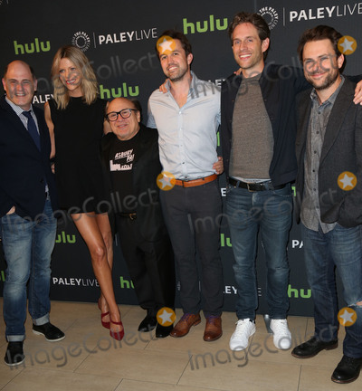 Charlie Day Photo - Photo by JMAstarmaxinccomSTAR MAXCopyright 2016ALL RIGHTS RESERVEDTelephoneFax (212) 995-11964116Cast members Matthew Weiner Kaitlyn Olson Danny DeVito Rob McElhenney Glenn Howerton and Charlie Day at the photocall for Its Always Sunny In Philadelphia during The Paley Center For Medias PaleyLive LA(Beverly Hills CA)