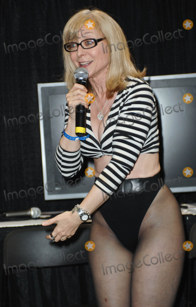 Nina Hartley Photo - LOS ANGELES CA - AUGUST 27 Adult film Actress Nina Hartley appears at Day 2 of the 2011 eXXXotica Los Angeles  at the Los Angeles COnvention Center West Hall on August 27 2011  in Downtown Los Angeles California  (Albert L OrtegaImageCollectcom)