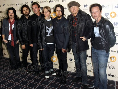 Franky Perez Photo - Billy Morrison Dave Navarro Matt Sorum Chris Chaney Franky Perez and Donovan Leitch Jr of the cover band Camp Freddy attend the Grand Opening of SBEs The Redbury Hotel in Hollywood Los Angeles CA 102010