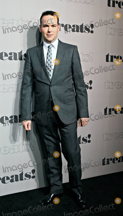Dana Brunetti Photo - The Social Network producer and president of Trigger Street Productions Dana Brunetti poses for photographers at the Treats Magazine 2011 Pre-Oscar Launch Party held at James Goldstein Residence Los Angeles CA 022411