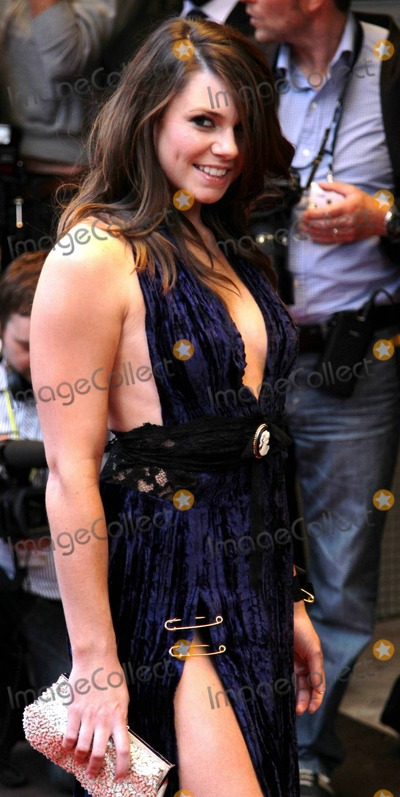 Alison Carroll Photo - Alison Carroll at the premiere of The Kid at the Odeon Leicester Square London UK 91510
