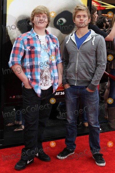 Chris Brochu Photo - Doug Brochu and Chris Brochu at the premiere of Kung Fu Panda 2 at Graumans Chinese Theatre in Los Angeles CA 052211