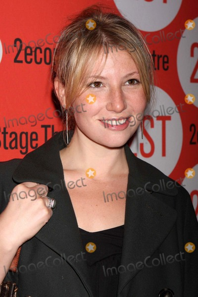 Ari Graynor Photo - Ari Graynor Arriving at the Opening Night Party For Second Stages Production of Good Boys and True at Spankys Bbq in New York City on 05-19-2008 Photo by Henry McgeeGlobe Photos Inc 2008