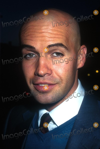 BILLY  ZANE Photo -  4398 the Todd Oldham Fall 1998 Fashion Show Billy Zane Photo by Henry McgeeGlobe Photos Inc