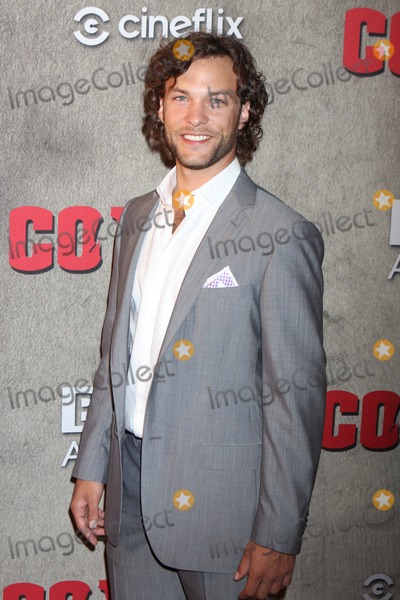 Kyle Schmid Photo - Kyle Schmid Arriving at the Premiere of Bbc Americas Copper at the Museum of Modern Art in New York City on 08-15-2012 Photo by Henry Mcgee-Globe Photos Inc 2012