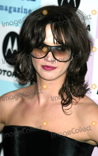 JT Leroy Photo - Asia Argento at Jt Leroy and Friends at the Public Theater in New York City on April 17 2003 Photo Henry McgeeGlobe Photos Inc 2003