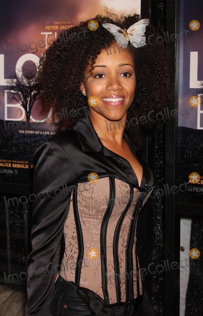 Chrystee Pharris Photo - New York NY 12-02-2009Chrystee Pharris at a screening of THE LOVELY BONES at the Paris TheaterDigital photo by Lane Ericcson-PHOTOlinknet