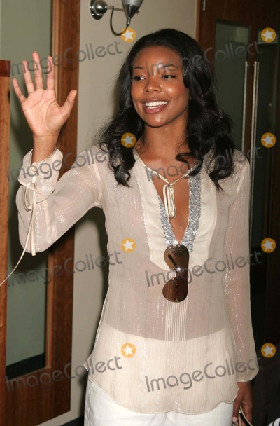 Gabrielle Union Photo - Gabrielle Union at the Broadcast Suite-day One Presented by W Magazine  Think Pr to Celebrate Televisionss New Fall Season at Le Parker Meridien in New York City on 05-17-2005 Photo by Henry McgeeGlobe Photos Inc 2005 K43305hmc Exclusive