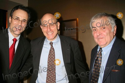 Fred Ebb Photo - JOHN BUCCHINO MITCHELL BERNARD AND JOHN KANDER AT THE FRED EBB FOUNDATION AND ROUNDABOUT THEATRE COMPANY COCKTAIL RECEPTION AND PRESENTATION OF THE 1ST ANNUAL FRED EBB AWARD FOR MUSICAL THEATRE SONGWRITING AT THE AMERICAN AIRLINES THEATRE PENTHOUSE LOUNGE IN NEW YORK CITY ON 11-29-2005  PHOTO BY HENRY McGEEGLOBE PHOTOS INC 2005K46088HMc