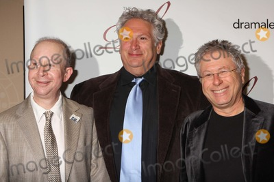 Alan Menken Photo - Jack Feldman Harvey Fierstein and Alan Menken Arriving at the 78th Annual Drama League Awards at the Marriott Marquis Times Square in New York City on 05-18-2012 Photo by Henry Mcgee-Globe Photos Inc 2012