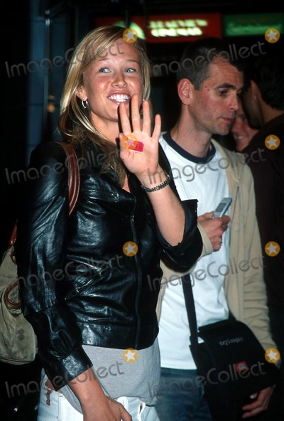 Amy Lemmons Photo -  the Rules of Attraction Screening at the Clearview Chelsea West Cinema in New York City 10102002 Photo by Henry McgeeGlobe Photos Inc 2002 Amy Lemmons