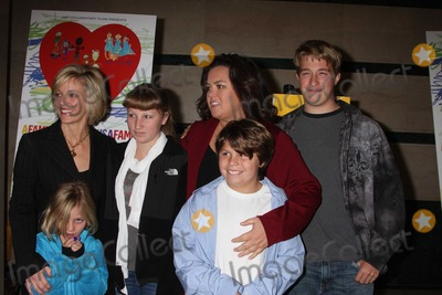 Kelly ODonnell Photo - Rosie ODonnell Kelli kids4889JPGNYC  011910Rosie ODonnell with former partner Kelli ODonnell and their 4 kids Parker ODonnell (14 12 years old) Chelsea ODonnell (12 12) Blake ODonnell (9 years old) and Vivienne ODonnell (7 years old) at a screening of her new HBO documentary A Family Is a Family Is a Family A Rosie ODonnell Celebration at the HBO officesDigital Photo by Adam Nemser-PHOTOlinknet