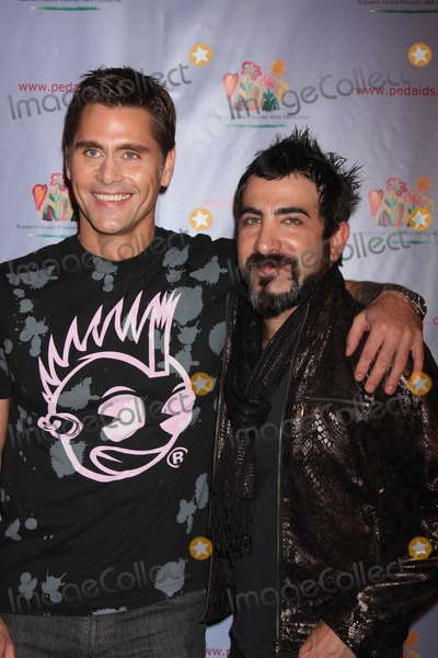 JACK MACKENROTH Photo - Mackenroth Christiana7793JPGNYC  102409Jack Mackenroth and Kevin Christiana at the 2009 Elizabeth Glaser Pediatric AIDS Foundation Kids for Kids Family Carnival at Industria SuperStudiosDigital Photo by Adam Nemser-PHOTOlinknet