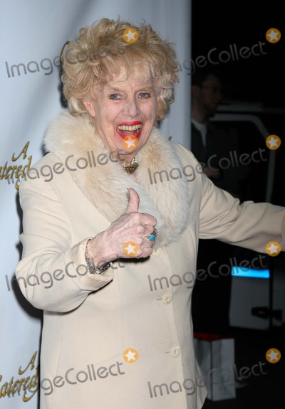 Sheila MacRae Photo - NYC  041708Sheila MacRaearriving at opening night of the new Broadway musical A CATERED AFFAIR Walter Kerr TheatreDigital Photo by Adam Nemser-PHOTOlinknet