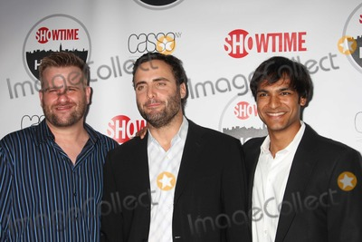 Arjun Gupta Photo - NYC  090710Stephen Wallem Dominic Fumusa and Arjun Gupta (Nurse Jackie) at Showtimes kick off reception for Showtime House 2010 at Cassa Hotel and ResidencesPhoto by Adam Nemser-PHOTOlinknet