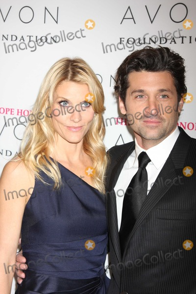 Jillian Dempsey Photo - NYC  102808Patrick Dempsey and wife Jillian Dempseyat the 2008 Avon Foundation Awards Celebration The Hope Honors at Cipriani 42nd StreetDigital Photo by Adam Nemser-PHOTOlinknet